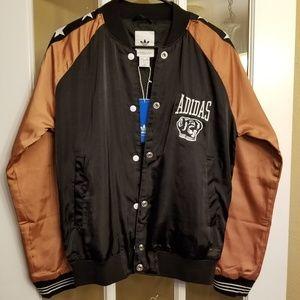 ADIDAS ORIGINALS Boxing Bomber Jacket Snap button